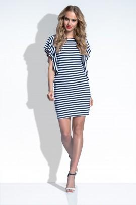 Платье Fimfi i181 тёмно-синий