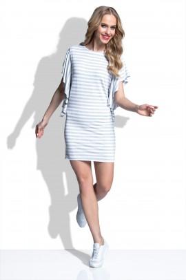 Платье Fimfi i181 серый