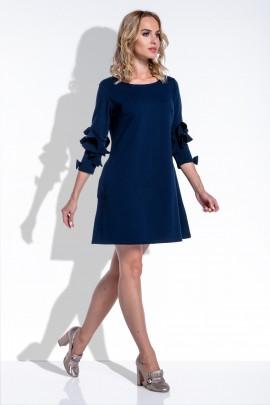 Платье Fimfi i196 тёмно-синий