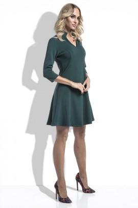 Платье Fimfi i223 зелёный