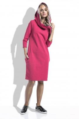 Платье Fimfi i233 амарант