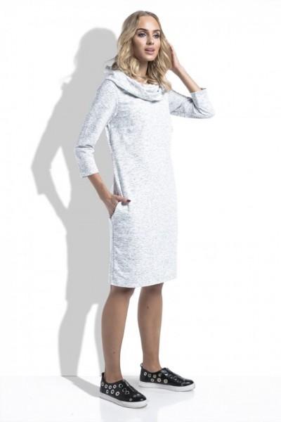 Платье Fimfi i233 экрю
