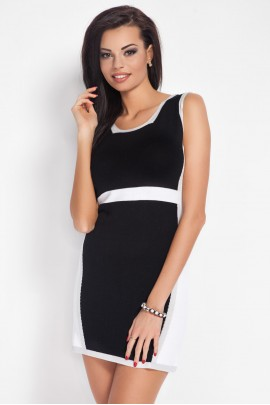 Платье Fobya F187 чёрный