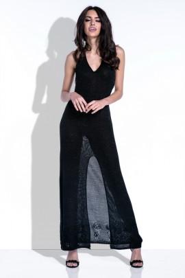 Платье Fobya F417 чёрный