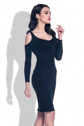 Платье Fobya F370 чёрный