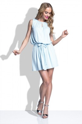 Платье Fimfi i180 голубой