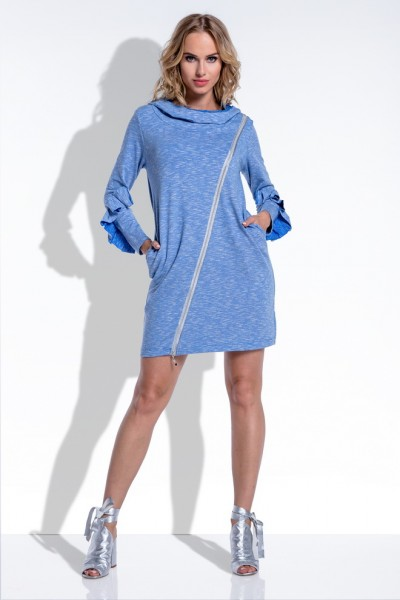 Платье Fimfi i199 голубой