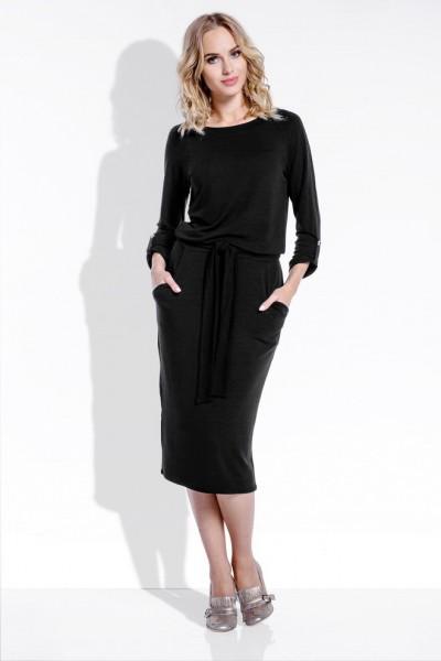 Платье Fimfi i200 чёрный