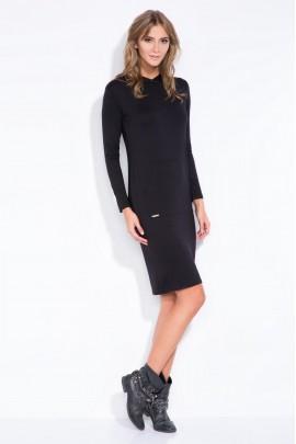 Платье Fobya F318 чёрный