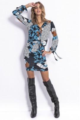 Платье Fobya F803 вдохновение