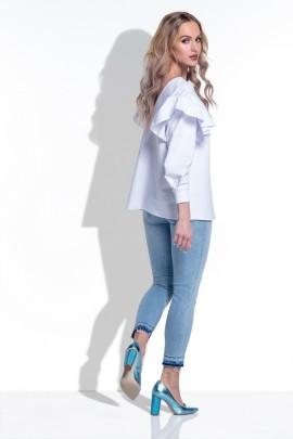 Блузка Fimfi i161 белый