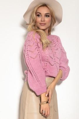Джемпер Fobya F1156 pink