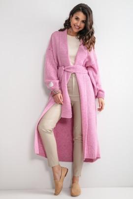 Кардиган Fobya F1165 pink