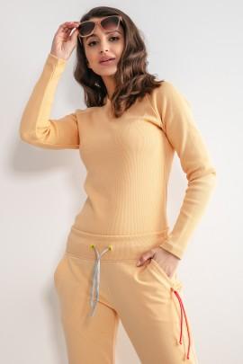 Блуза Fobya F1168 banana