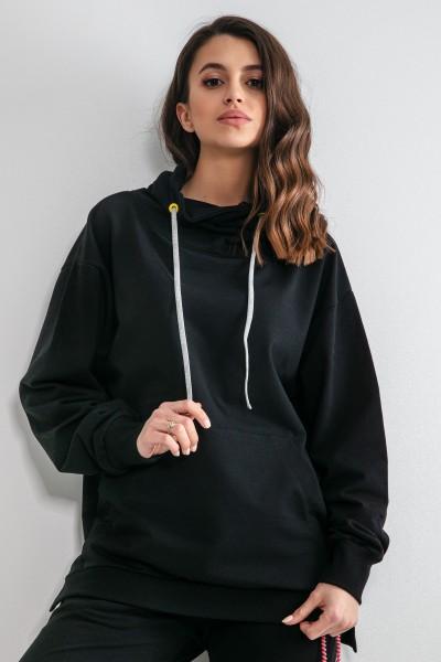 Блуза Fobya F1173 black
