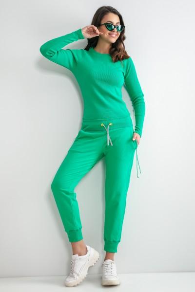 Брюки Fobya F1175 green