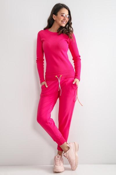Брюки Fobya F1175 pink