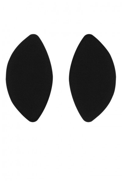 Вставки GORTEKS из пенки push-up чёрный