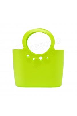 GREGORIO Lily ITLI300 Shopper Bag лайм шоппер