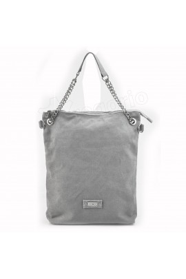 GREGORIO POL-AGA-19017 пепел сумка жен. эко-кожа