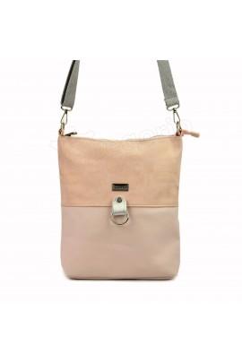 GREGORIO POL-AGA-19061 розовый сумка жен. эко-кожа