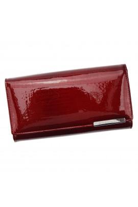 GREGORIO GF121 красный кошелёк жен.