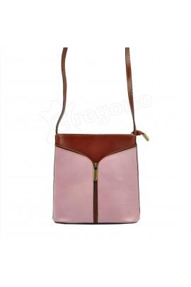 GREGORIO 114 вереск сумка жен. кожа