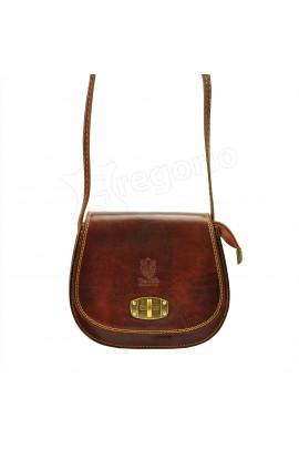 GREGORIO 117 тампонато сумка жен. кожа