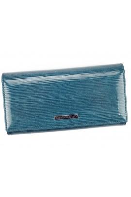 GREGORIO LN-102 синий кошелёк жен.