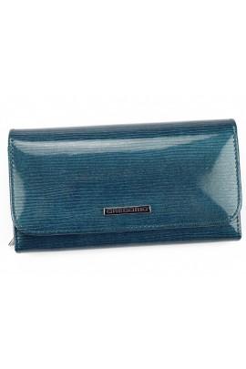 GREGORIO LN-110 синий кошелёк жен.
