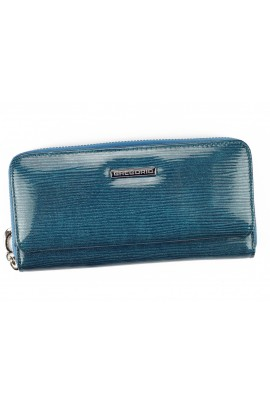 GREGORIO LN-111 синий кошелёк жен.