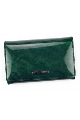 GREGORIO LN-112 зелёный кошелёк жен.