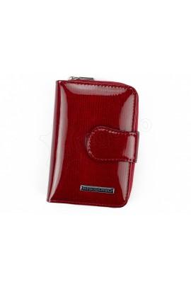 GREGORIO LN-115 красный кошелёк жен.