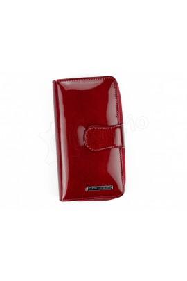 GREGORIO LN-116 красный кошелёк жен.