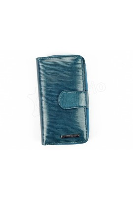 GREGORIO LN-116 синий кошелёк жен.