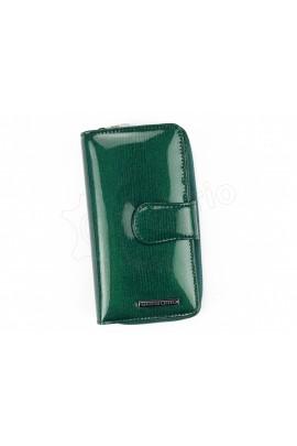 GREGORIO LN-116 зелёный кошелёк жен.