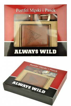 Always Wild набор PSB-N7-01-GG коричневый