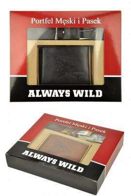 Always Wild набор PSB-N7-01-GG чёрный