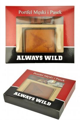 Always Wild набор PSB-N7-01-GG светл.корич