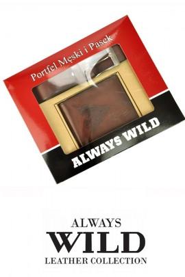 Always Wild набор PSB-N7-02-GG коричневый