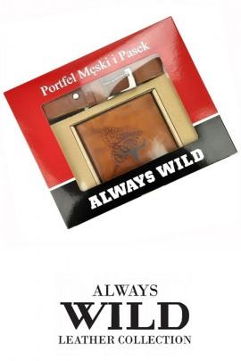 Always Wild набор PSB-N7-02-GG светл.корич