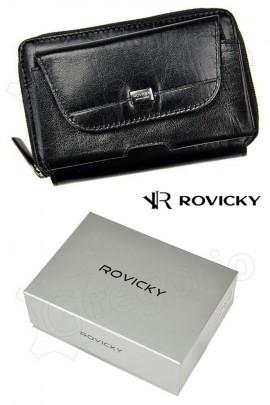 Rovicky кошелёк муж. CPR-043-BAR чёрный