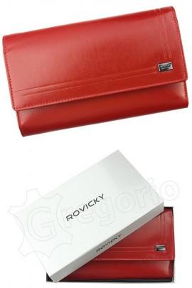 Rovicky кошелёк жен. CPR-047-BAR красный