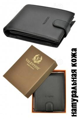 VALENTINI 306 260 чёрный портмоне