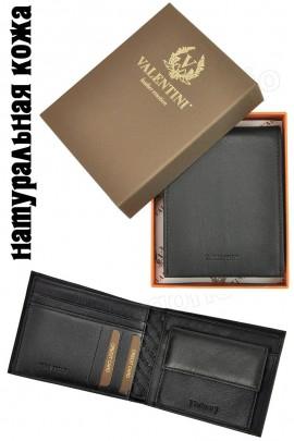VALENTINI 306 292E чёрный портмоне