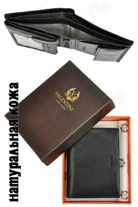 VALENTINI 306 475 чёрный портмоне