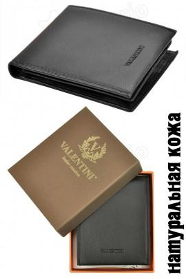 VALENTINI 306 992 чёрный портмоне