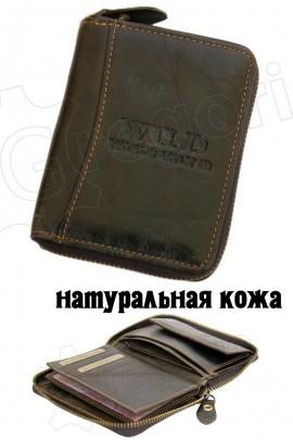 WILD Things Only 5508/5164 тёмн-корич портмоне