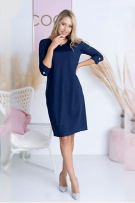 Платье Hajdan SUK 007 синий