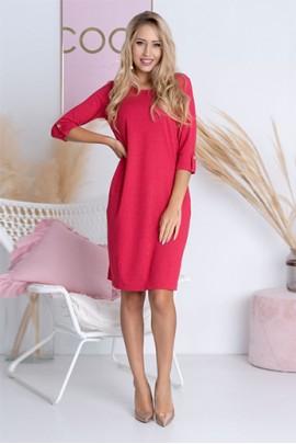 Платье Hajdan SUK 007 коралл